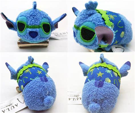 Disney Tsum Tsum Stitch preview aulani stitch tsum tsum my tsum tsum