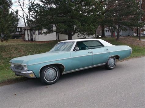 1970 Impala 4 Door by Sell Used 1970 Chevrolet Caprice Base Hardtop 4 Door 6 6l In Lincoln Nebraska United States