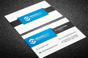simple creative business card template 12 graphic