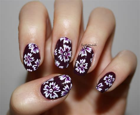 Flower Nail by Awesome Flower Nail Designs