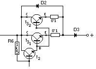 transistor 2n3055 en paralelo cargador automatico de baterias