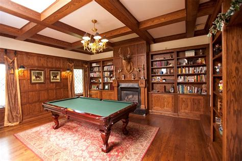 Cigar Room Ventilation by A Tudor In Ohio Wsj