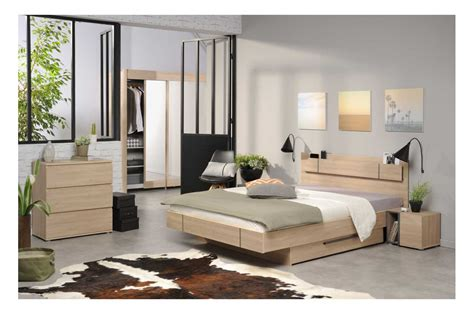chambres completes adultes chambre parentale moderne novomeuble
