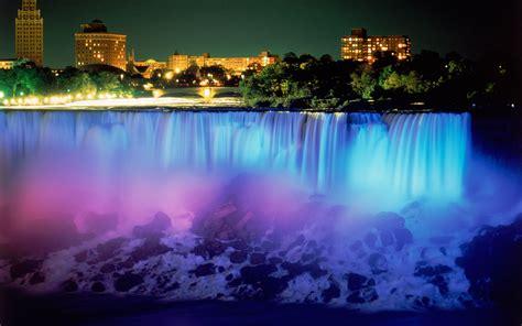 Niagara Falls Is A Technicolor Dream After 4 Million Lights Niagara Falls