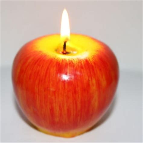 Apple Candle buy wholesale apple candles from china