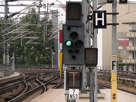 Ks Berlin by Signal 7 N53 Als Asig Ks Signal Im Bahnhof Berlin