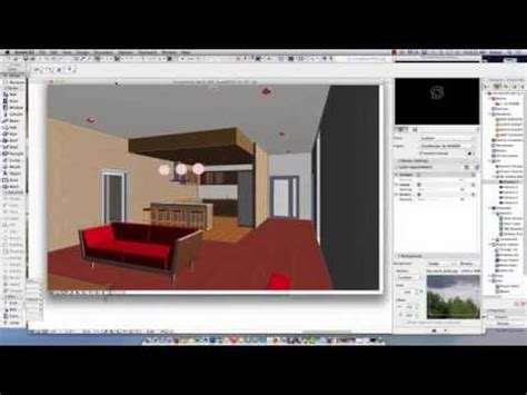 revit tutorial ita youtube archicad 19 interior render with cinerender by maxon doovi