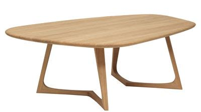 Buy The Zeitraum Twist Coffee Twist Coffee Table 107 X 71 Cm Oak By Zeitraum