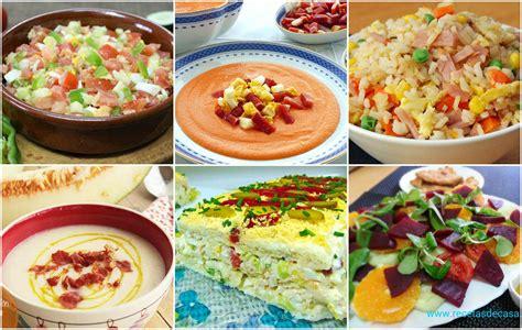 recetas para el verano de cocina la cocina de pedro y yolanda cocina f 193 cil recetas de