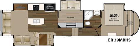 heartland fifth wheel floor plans floor plans heartland elkridge 5th wheel floorplans