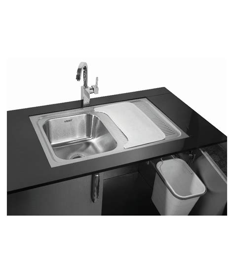 Neelkanth Kitchen Sinks Neelkanth Jr Compact I Cb Gb 3220 With Acces Zipri In