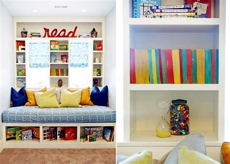 Window Seat Bedroom Ideas by Make And Decorate A Hug And A Reading Corner In The