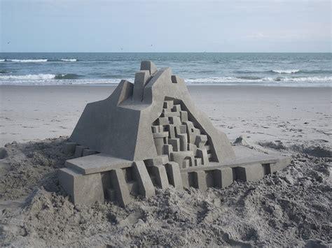 bensozia calvin seibert s sand castles stunning architectural sand castles by calvin seibert