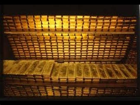 Gold Ank 1 15 000 tons of central bank gold are missing according