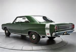 1969 dodge dart gts 440 specifications photo price