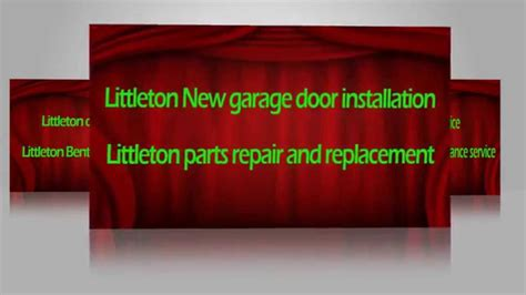 Littleton Garage Door Repair Garage Door Repair Littleton Ma