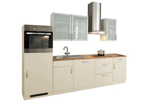 kleine küchenzeile mit elektrogeräten günstig k 252 chenzeile mit elektroger 228 ten g 252 nstig mit aufbau