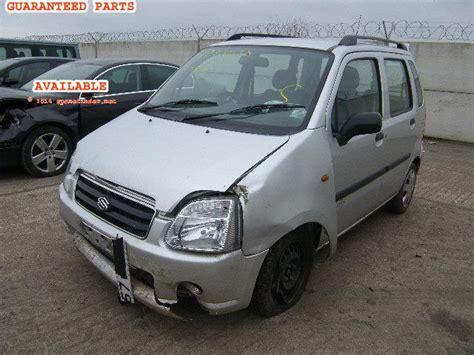 Sparepart Wagon R suzuki wagon r breakers wagon r r gl dismantlers