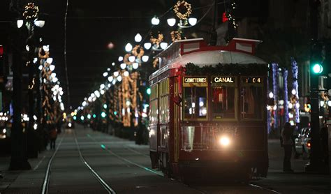 a guide to the best christmas events in new orleans