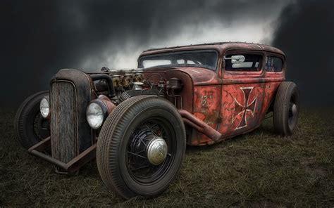 imagenes de un hot rod fonds d ecran r 233 tro style hot rod voitures t 233 l 233 charger photo