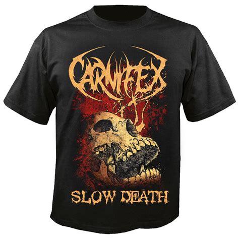 Kaos Gildan Softstyle Kaos Band Cannibal Corpse 2 carnifex nuclear blast