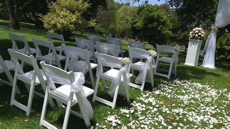 Garden Decoration Hire by Adelaide Wedding Decoration Hire