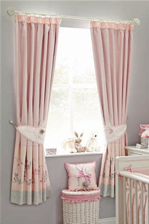 nursery curtains next buy bunnies pencil pleat curtains from the next uk shop room curtains