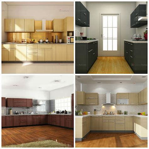 kitchen shapes modular kitchen buying tips