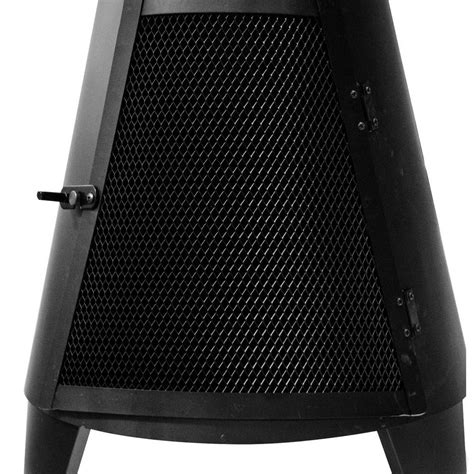 Contemporary Chiminea Kct