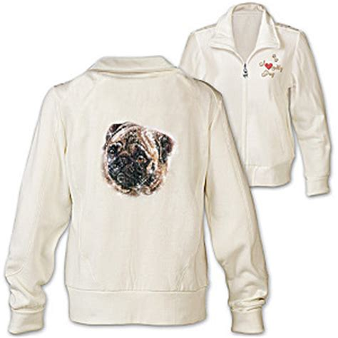 pug jackets womens jacket doggone pug