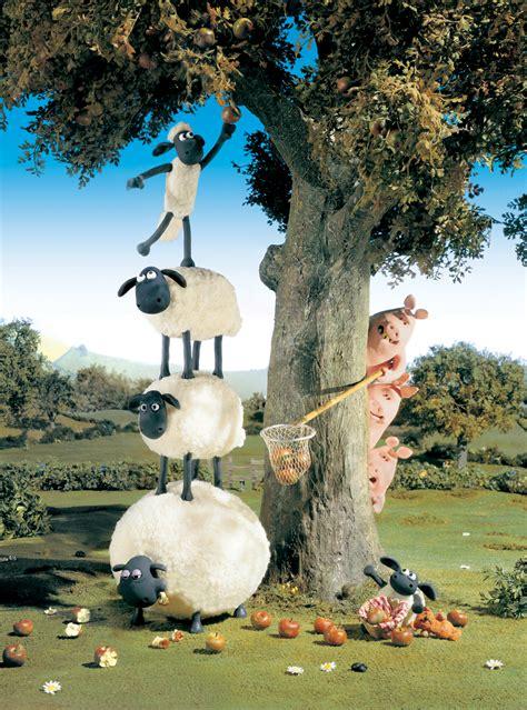 gambar shaun  sheep