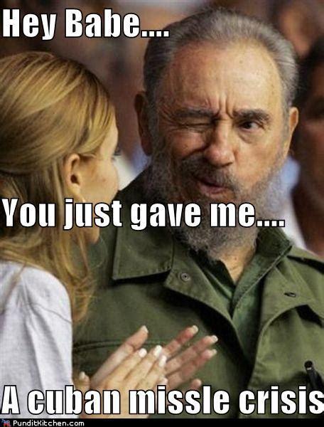 Cuba Meme - fidel castro archives randomoverload