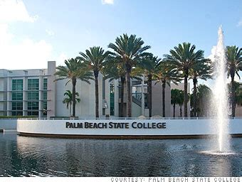 Finder Pbsc 10 Most Affordable Colleges Palm State College 7 Cnnmoney