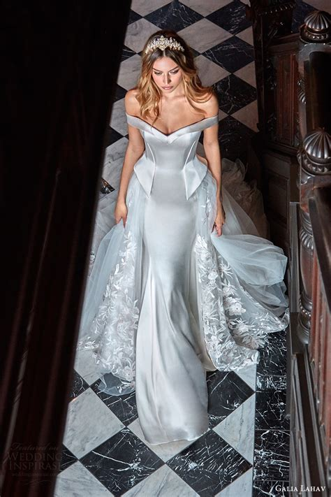 Galia Lahav Spring 2017 Couture Wedding Dresses ? ?Le