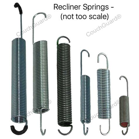 recliner spring replacement recliner springs recliner replacement parts recliner