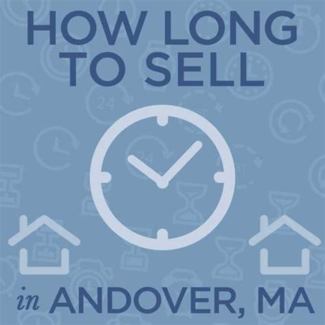 how long does it take to sell a house merrimack valley real estate mvre