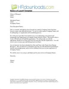 Reference Letter Explaining Layoff Lay Letter Anuvrat Info