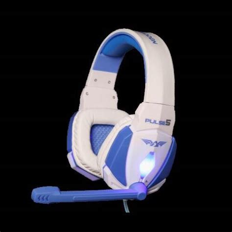 Armaggeddon Pulse 5 Gaming Headset jual armageddon pulse 5 headset gaming murmer ada