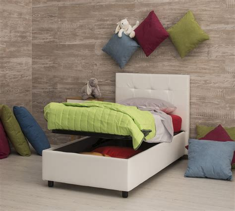 letto singolo prezzi emejing letto singolo contenitore prezzi ideas