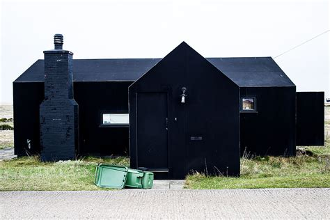 the house is black black house dan griffiths