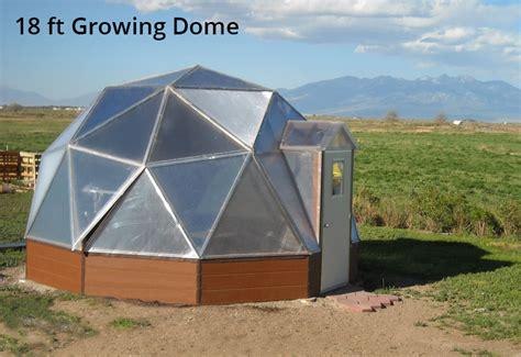 Small Dome Home Kits 18 Ft Greenhouse Kits Small Greenhouse Solar Greenhouse