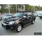 Used Toyota Hilux Vigo Champ Car For Sale Price In Karachi Lahore