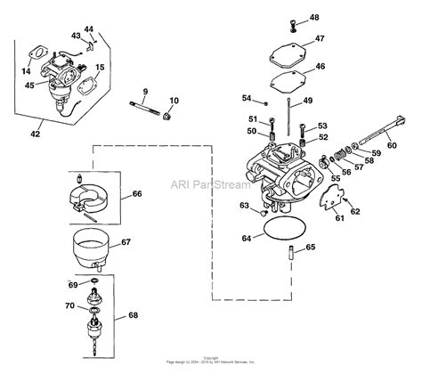 kohler cv18 61567 toro 18 hp 13 4 kw parts diagram for