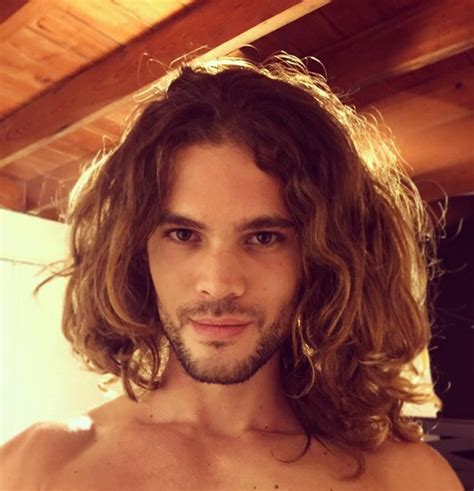 male models curly blond hair long curly hair for men the internet s biggest guide