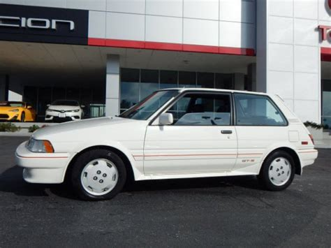 1988 Toyota Corolla Fx 1988 Toyota Corolla Fx16 Gts Digestible Collectible