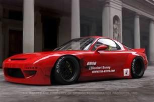 Supra Tail Lights Rocket Bunny V2 Aero Mazda Rx7 Fd3s Ravspec