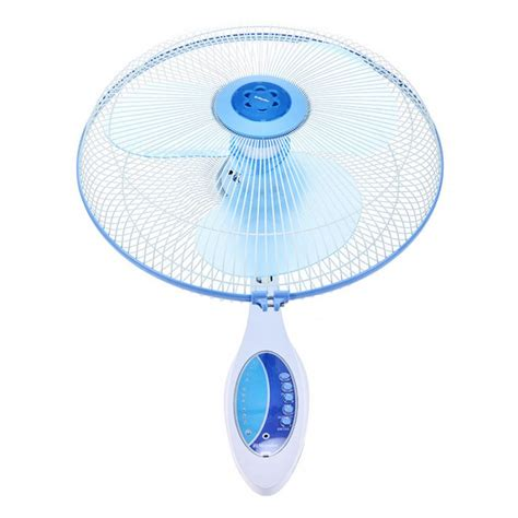 Kipas Angin Miyako 12 In harga kipas angin miyako kaw 1689rc wall fan biru sejuk elektronik