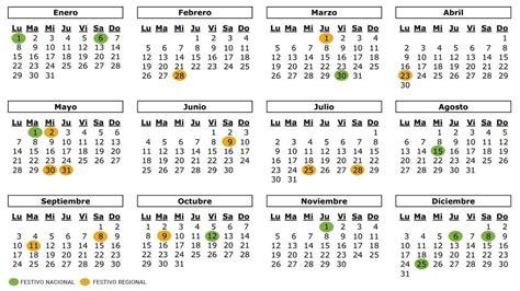 Calendario 2018 Semana Santa Mexico Semana Santa