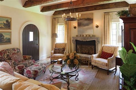 renovated tudor livingroom lovely colors and accents welcome home designing