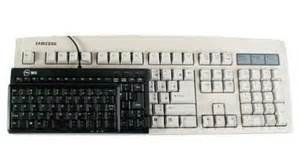 Small Keyboard For Desktop Computer Small Computer Keyboard Fits In Your Palm Walyou